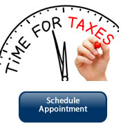 taxes preparation time schedule  appointment