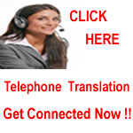 tele-interpreter Telephone Translation by Trained Phone Interpreters Nationwide a